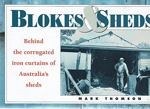 9780207189166: Blokes And Sheds
