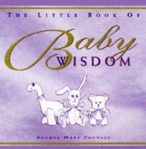 9780207190018: The Little Book of Baby Wisdom