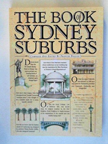 9780207190070: The Book of Sydney Suburbs