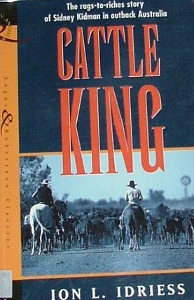 9780207190438: Cattle King