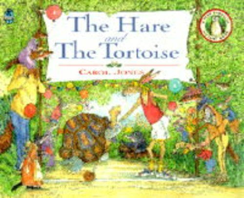 9780207191138: The Hare and the Tortoise (A peep-through picture book)