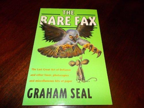 9780207191299: The Bare Fax