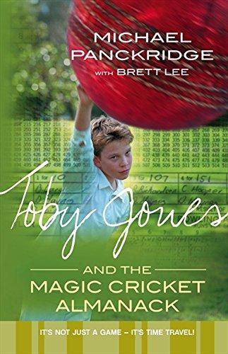 9780207199820: Toby Jones and the Magic Cricket Almanac