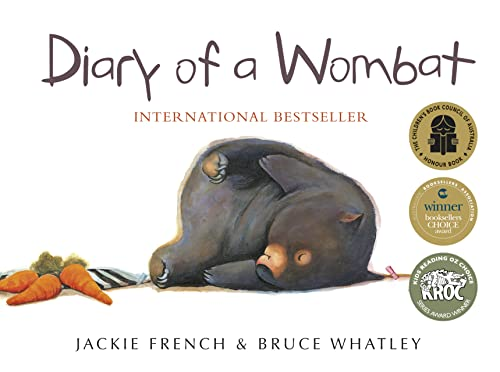 9780207199950: Diary of a Wombat