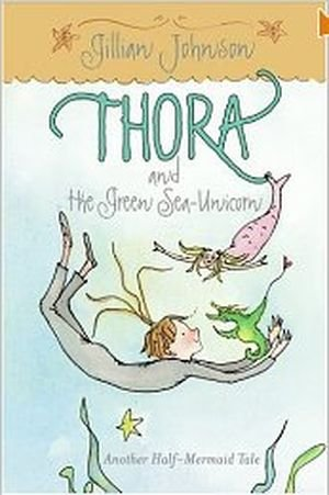 9780207200168: Thora and the Green Sea-unicorn