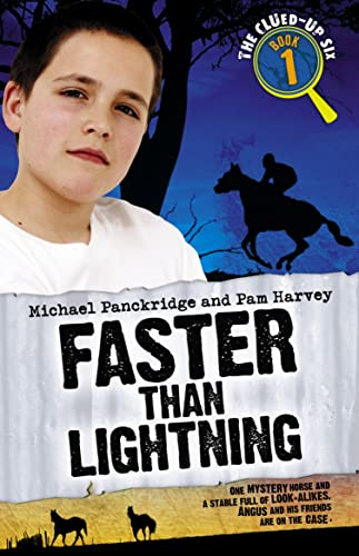9780207200656: Faster Than Lightning (Clued Up)