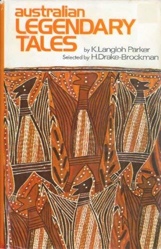 9780207942143: Australian Legendary Tales
