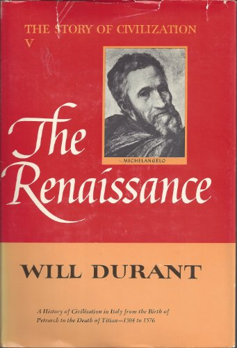 9780207942242: The Renaissance (Story of Civilization)