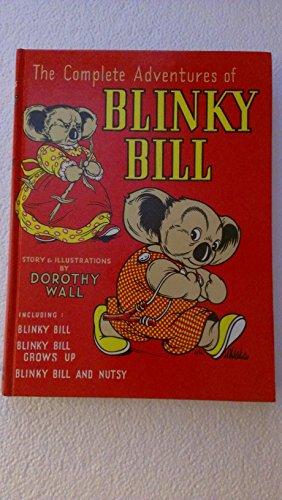 9780207947001: Complete Adventures of Blinky Bill