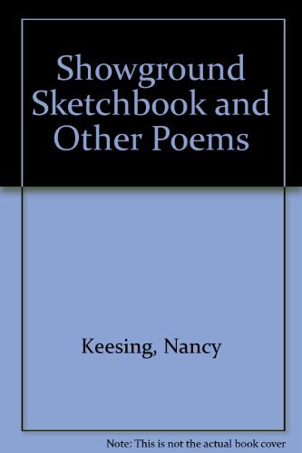 Showground Sketchbook and Other Poems (020795058X) by Nancy Keesing