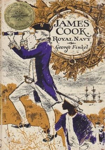 9780207952678: James Cook, Royal Navy;