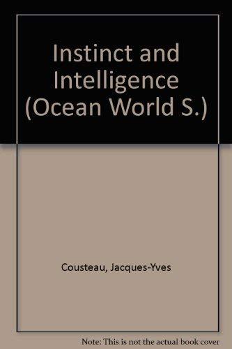 9780207955167: Instinct and Intelligence (Ocean Wld. S)