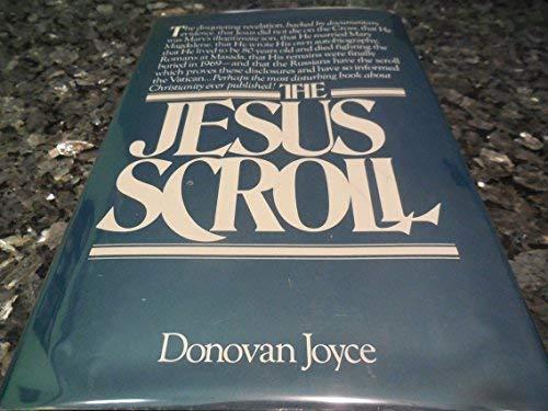 9780207955518: Jesus Scroll