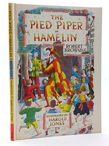 9780207956737: The Pied Piper of Hamelin