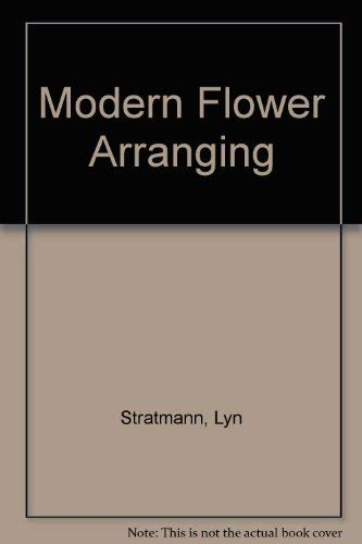 Modern Flower Arranging