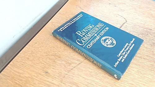 Roving Commissions: No. 20: MALDWIN DRUMMOND (EDITOR)