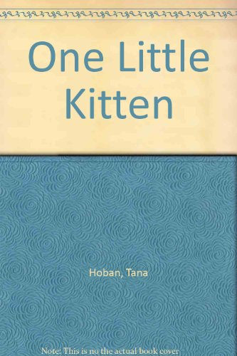 9780207959431: One Little Kitten