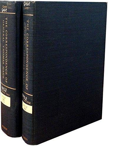 9780208008121: The Correspondence of General Thomas Gage (2 Volume Set)