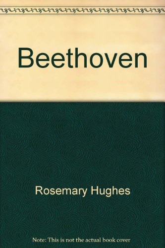 9780208008855: Beethoven: a biography,: With a survey of books, editions, and recordings (The Concertgoer's companions)