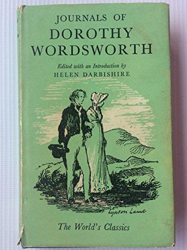 9780208009852: Journals of Dorothy Wordsworth