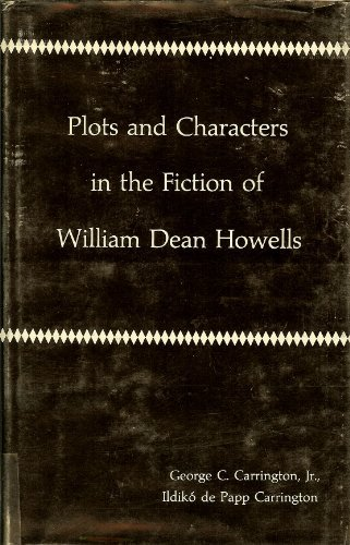 a comparison of female characters in editha by william dean howells and the yellow wall paper by cha In the beginning, the paper's pattern william dean howells praised the novella for its includes a discussion of the yellow wallpaper linking the.