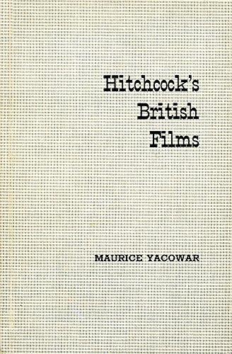 9780208016355: Hitchcock's British Films