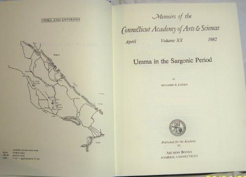 9780208019516: Umma in the Sargonic Period