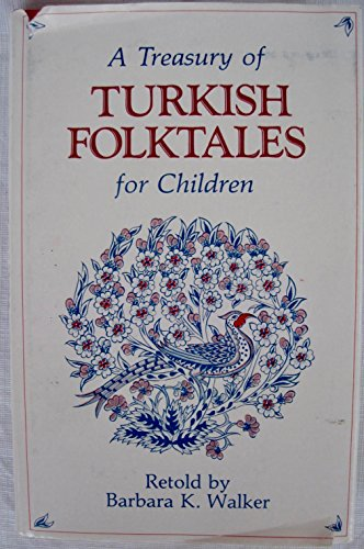 9780208022066: A Treasury of Turkish Folktales for Children