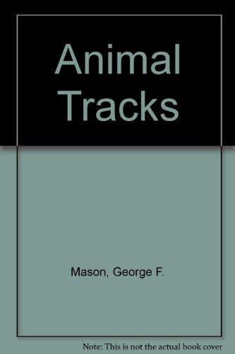 9780208022134: Animal Tracks