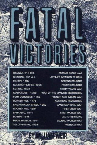 9780208023612: Fatal Victories