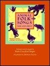 9780208023650: Animal Folk Songs for Children: Traditional American Songs