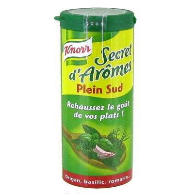 9780208258823: Knorr - Secret d'arôme plein sud - 60g