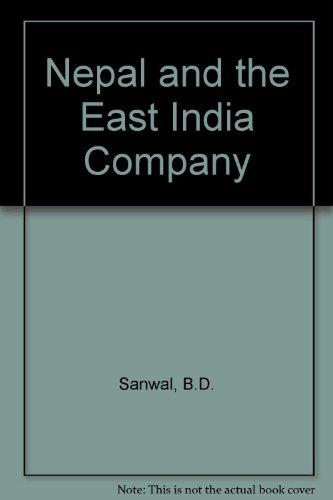 9780210270035: Nepal and the East India Company