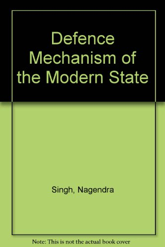 9780210338322: Defence Mechanism of the Modern State