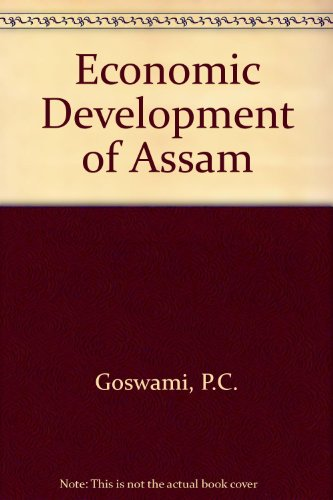 9780210338438: Economic Development of Assam
