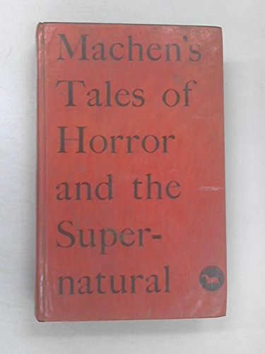 9780212359363: Tales of Horror and the Supernatural