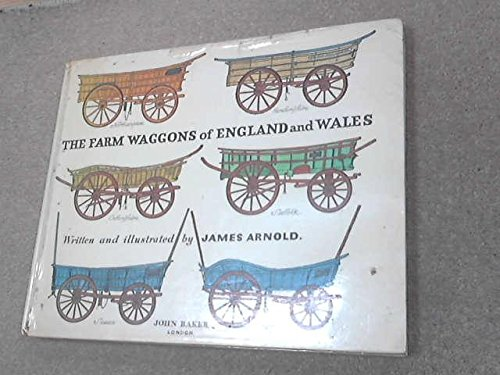 9780212998395: Farm Waggons of England and Wales in Colour