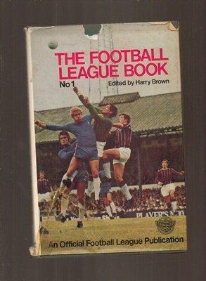9780213001698: Football League Book: No. 1