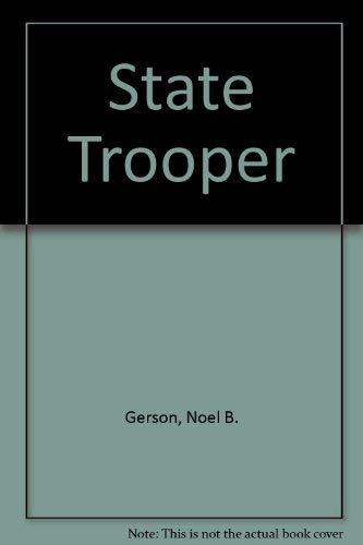 9780213164621: State Trooper