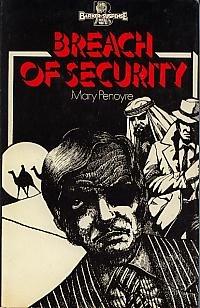 9780213164843: Breach of Security ([Barker suspense])