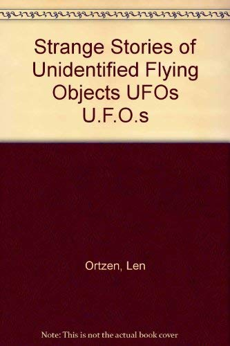 9780213166342: Strange Stories of Unidentified Flying Objects