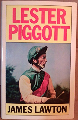 Lester Piggott: Lawton, James