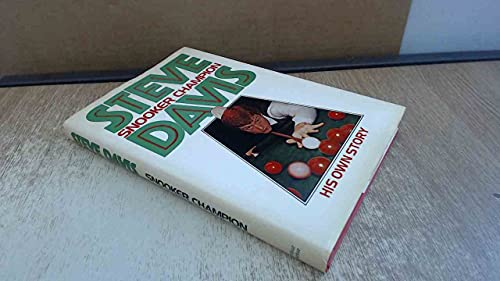 9780213168179: STEVE DAVIS: SNOOKER CHAMPION