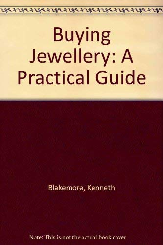 Buying Jewellery - A Practical Guide.