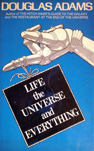 9780213168476: Life, the Universe and Everything