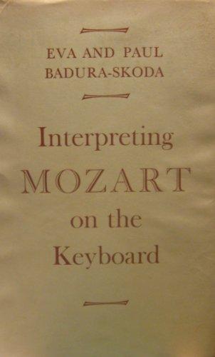 Interpreting Mozart on the Keyboard: Eva and Paul
