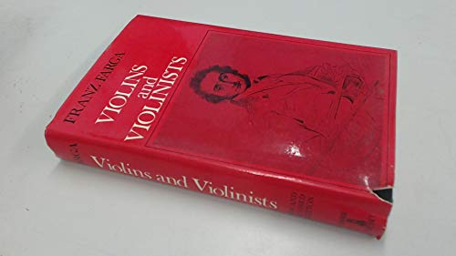 9780214158063: Violins & violinists;