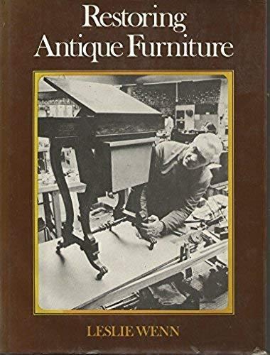 9780214200205: Restoring Antique Furniture