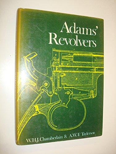 9780214200892: Adams' Revolvers