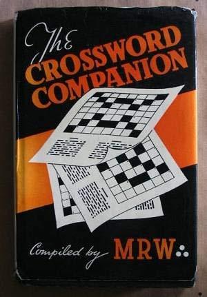 9780214201813: The Crossword Companion